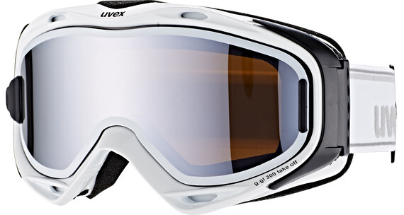 UVEX g.gl 300 TO Goggles hvid